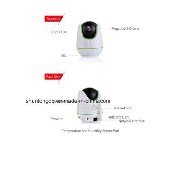 China 1080p Full Hd Wireless Video Camera Cctv Wifi Home