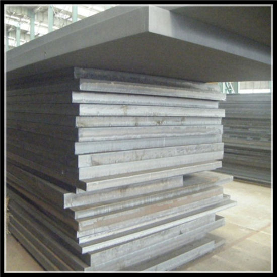 Carbon Hot Rolled Steel Plate (Q235B) pictures & photos