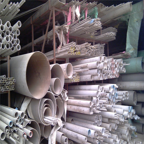Stainless Steel Oil/Gas Drilling Pipe ASTM 304 (0Cr18Ni9) pictures & photos