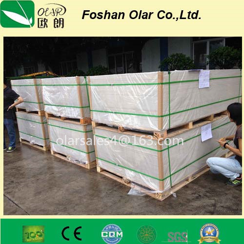 Fiber Cement Board-Asbestos Free Wall Panel/ Sheet pictures & photos