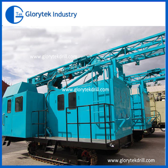 Geotechnical Hydraulic Mine Well Drilling Rig pictures & photos