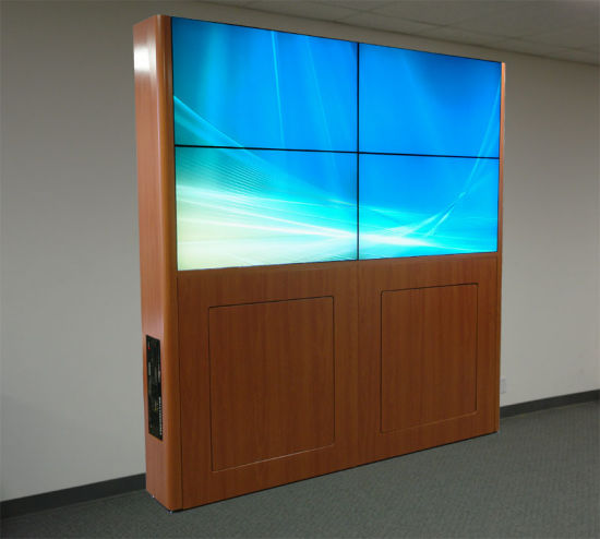 Dedi 46 Inch 3.5mm Ultra Narrow Bezel LCD Video Wall Unit pictures & photos