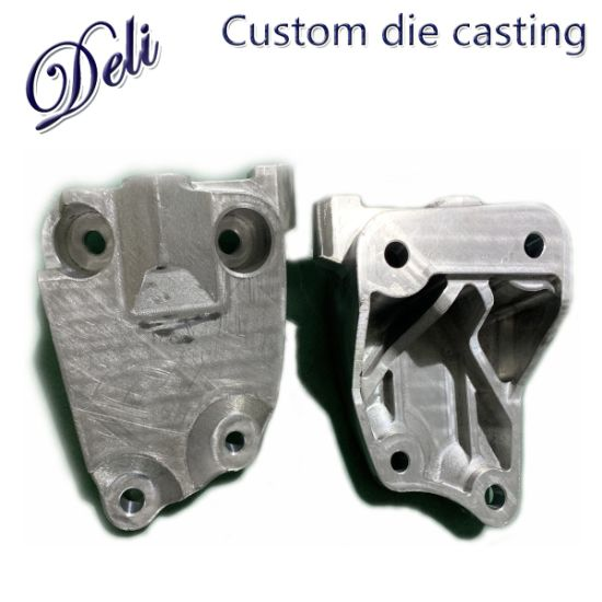 Customized Aluminum Die Casting, Mould pictures & photos