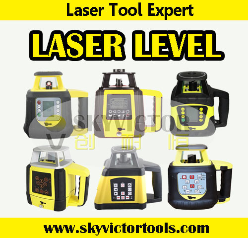 Laser Level and Surveying Instrument