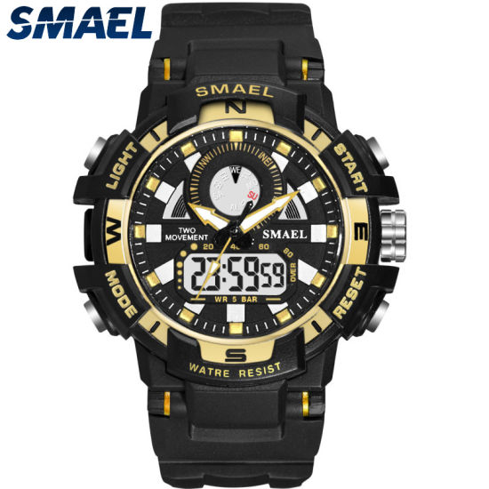 Watches Digital Watch Wrist Quality Watches Custome Wholesale Sports Watch pictures & photos