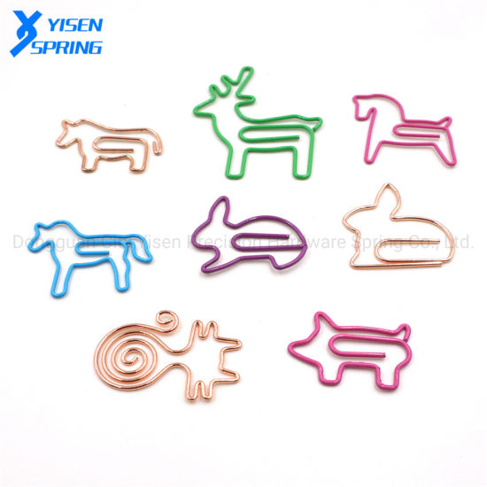 Various Design and Colors Paper Clip pictures & photos