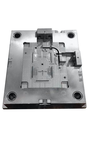 China High Class Suitcase Structure Parts 1+5 Plastic Injection Mold