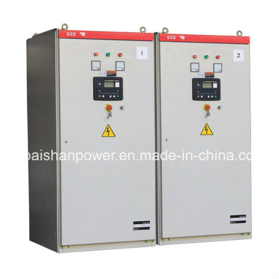 China Switchgear And Paralleling Controls Panel For