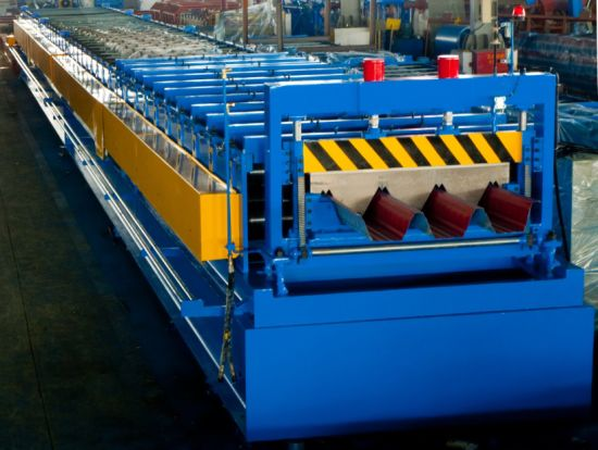 Xiamen Liming Roll Forming Machine for High-Ribs Roofing