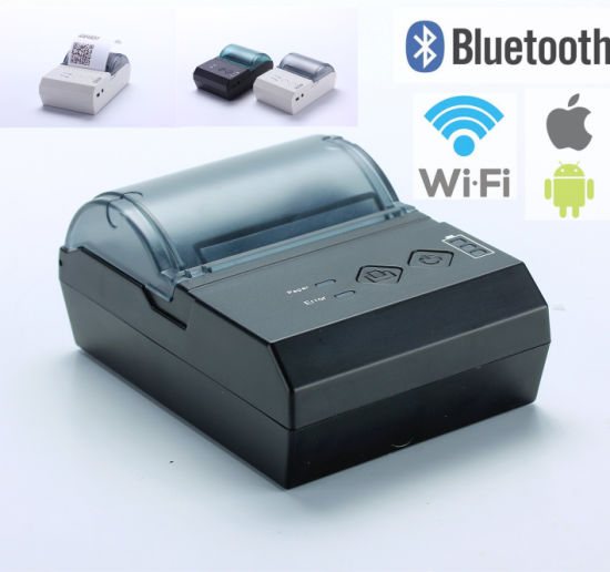 58mm Android Bluetooth Mobile Thermal Printer Price with Thermal Paper Rolls Ts-M230 pictures & photos