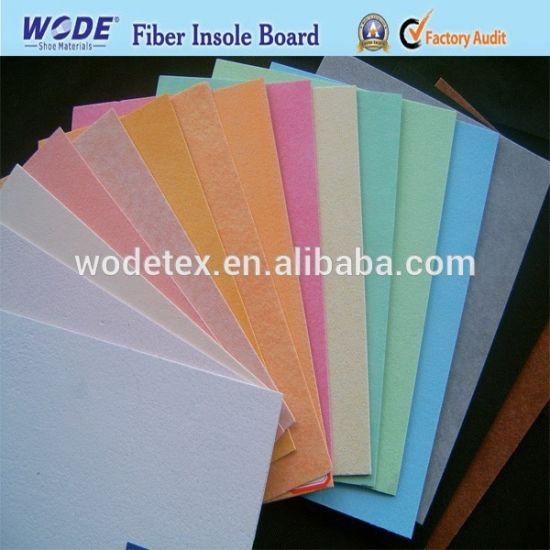 Waterproof Nonwoven Fiber Insole Board for Shoe Insole