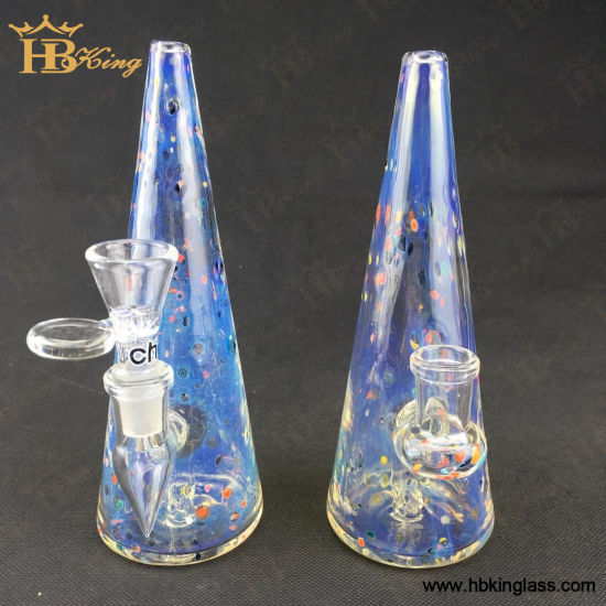 Wholesale USA Color Glass Water Pipe, High End 8 Inch Cool Glass Smoking Pipes