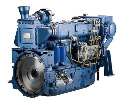 Weichai Wd10 Marine Diesel Engine Series (125-240kW) pictures & photos