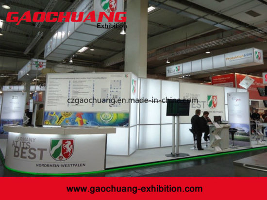 2019 Hot Sell Customized Modular Exhibition Display Booth Stand