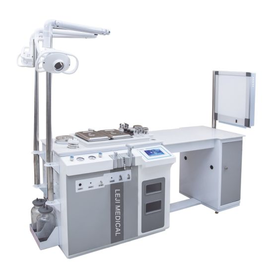 China Double Position Ent Table Ent Treatment Unit Price