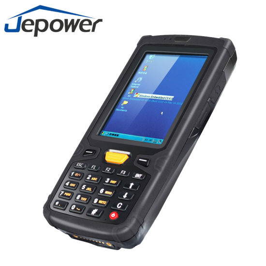 3 5 Inch Touch Screen Ip65 Pda Rugged 2d Windows Scanners