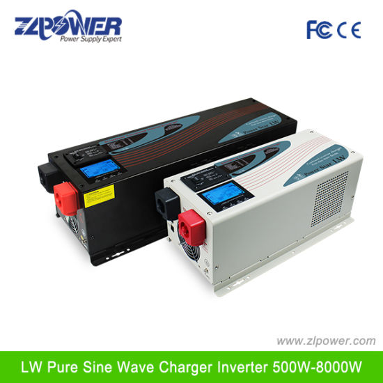 3000W Pure Sine Wave Inverter pictures & photos