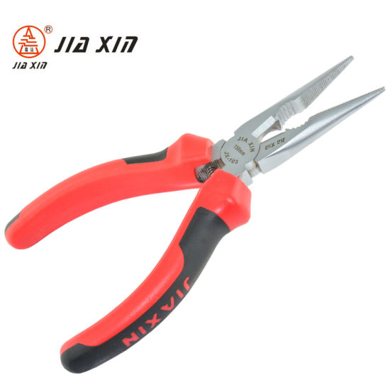 Multi Function Insulated VDE Long Nose Pliers