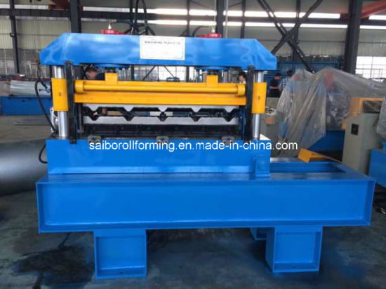 Hydraulic Curving Forming Machine with 1.5kw Main Power pictures & photos