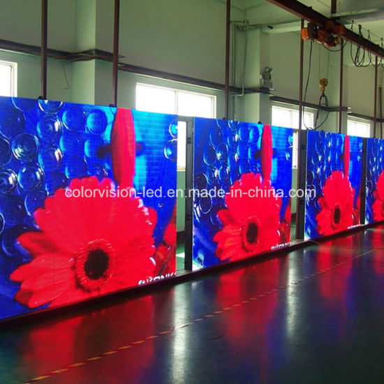 High Intensity P10 P6 P8mm Outdoor Fixed LED Video Wall Display Screen