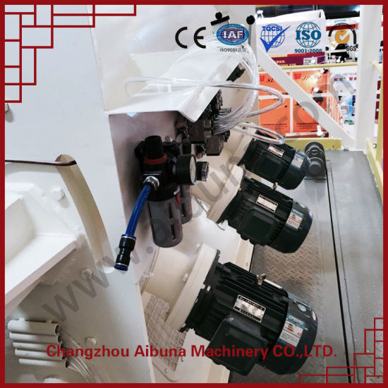 Multifunctional Powder Granule Paste Plough Mixer pictures & photos