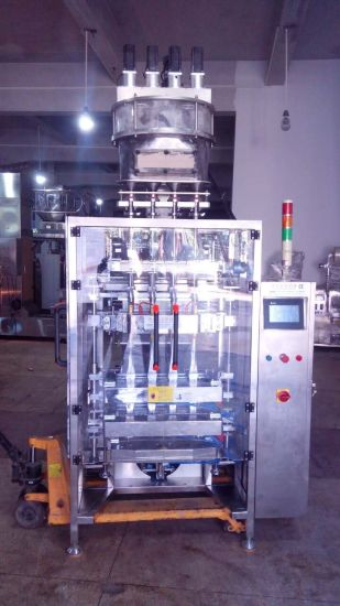 Multi Lanes Granule Filling Packaging Machine pictures & photos