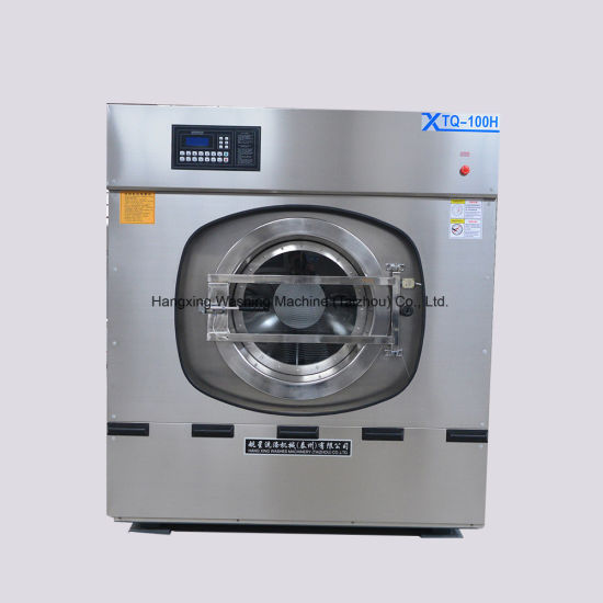 Auto Matic Washer-Extractor for Sale Stainless Steel Made Whole Sale Heavy Duty Clothes Garment Use