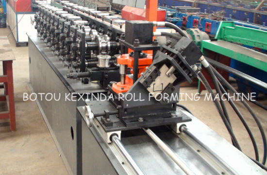 C U Light Steel Furring Roll Forming Machine Manufatcturer pictures & photos