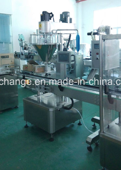 Automatic Power Bottling Production Line pictures & photos
