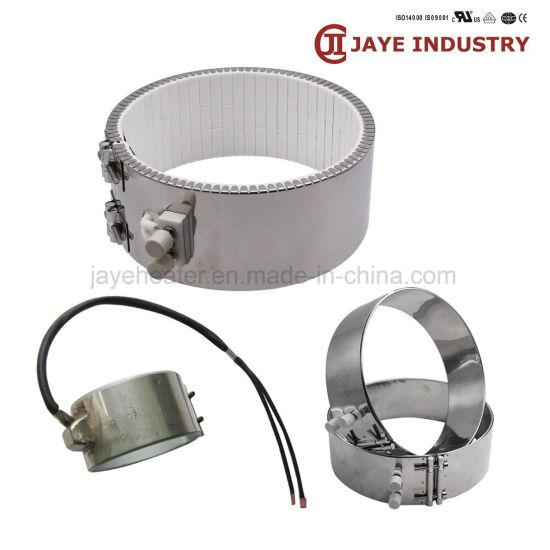 Factory Customized Electric Industrial Heating Mica/Ceramic/ Nozzle Band Heater