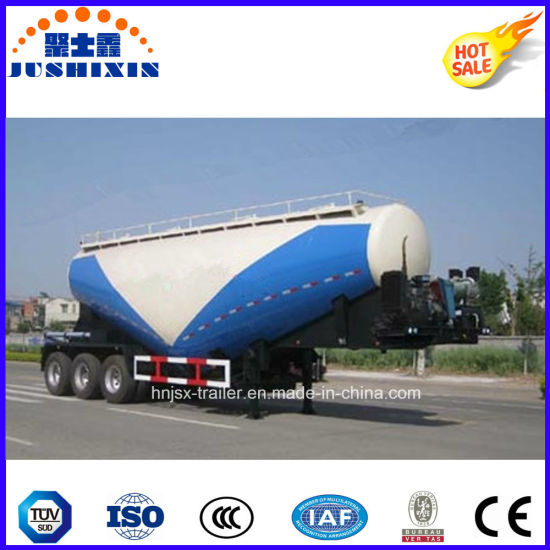 60m3 Cement Bulker/Bulk Cement Tanker Semi Trailer pictures & photos