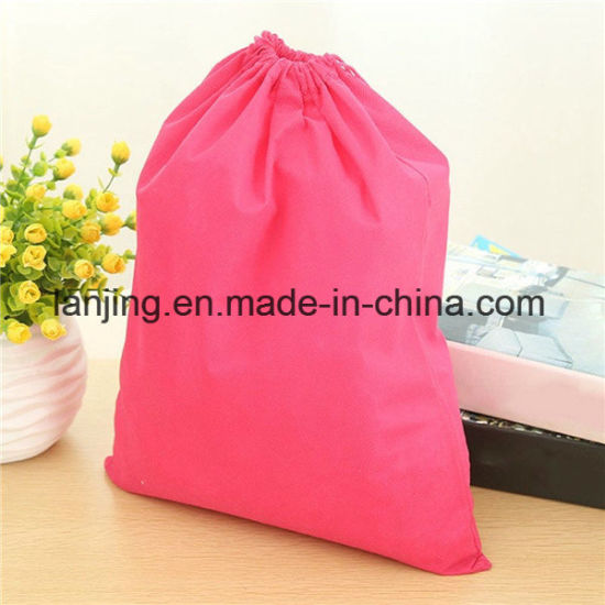 Bw118 High Quality Clothes Shoe Pouch Non-Woven Bag pictures & photos