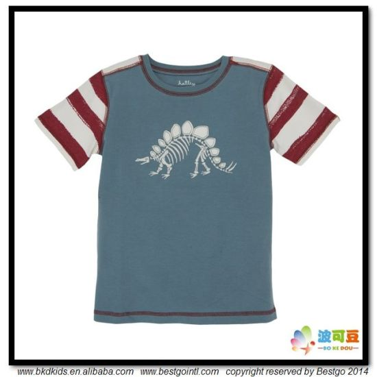 Screen Printing Baby Garment New Deisgn Toddlers T-Shirt
