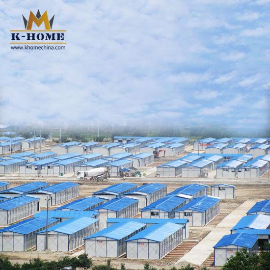 Light Steel Prefab Houses for Construction Sites