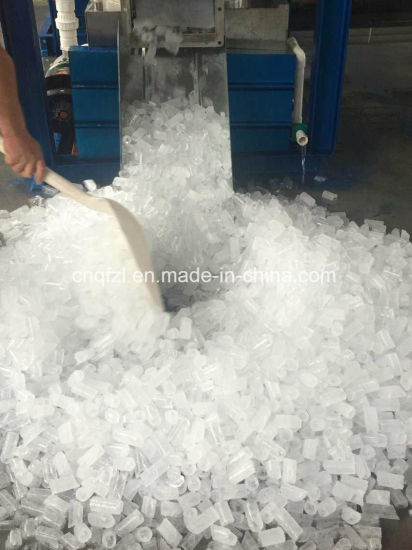 Tube Ice Machine for Drinks pictures & photos