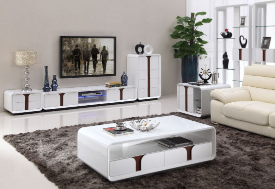 Contemporary Modern End Table Coffce Table (CJ-190A) pictures & photos