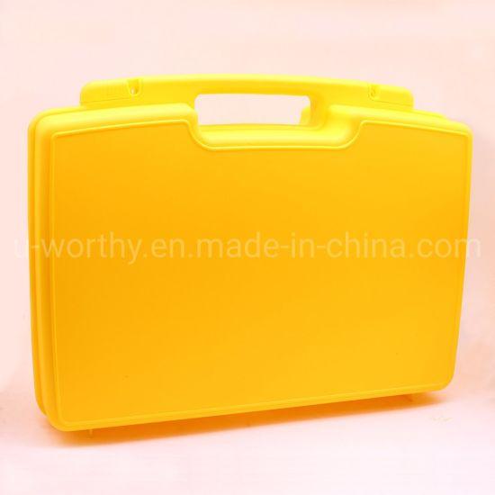 Simple Plastic Tool Case Soft Tool Case with Foam Insert