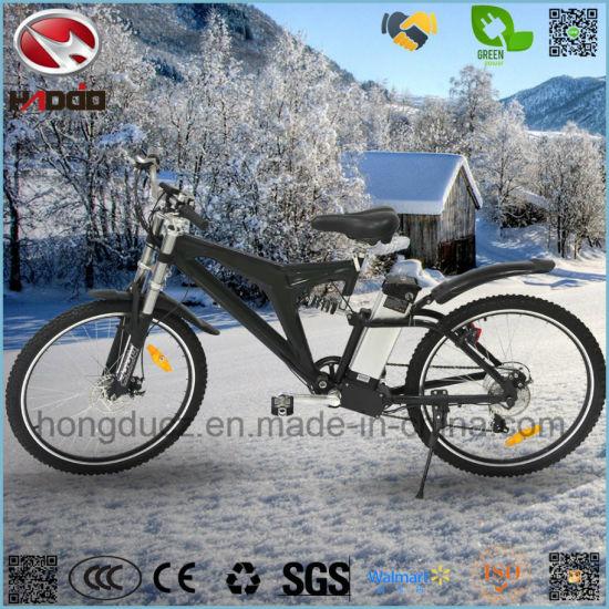 Wholesale Rear Motor Mountain E-Bike Full Suspension Scooter