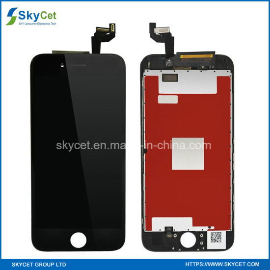 Wholesale Auo Mobile Phone LCD for iPhone 6s Plus LCD Display pictures & photos