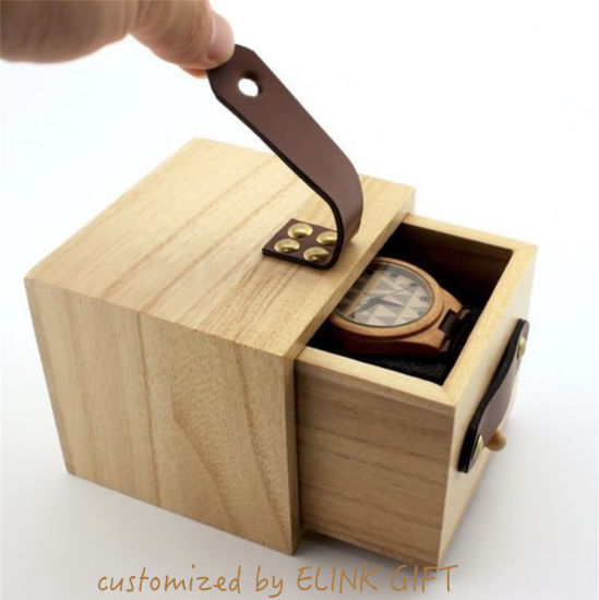 Wholesale Price Customized Wooden Watch Package Box Display Box Storage Box pictures & photos