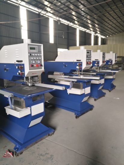 Zxz220 Semi-Automatic Glass Drilling Machine Holes Making Processing Punching Machinery