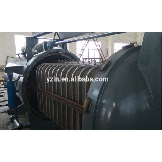 Oil Leaf Filter Equipment with Horizontal Style pictures & photos