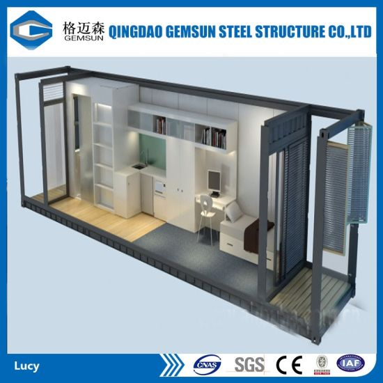 Comfortable Cheap Removable Container Houses pictures & photos