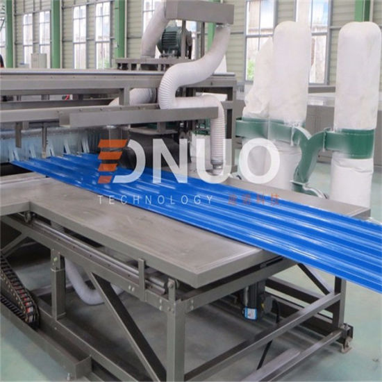 Ultra Wide FRP Roof Tile Making Machine Production Line