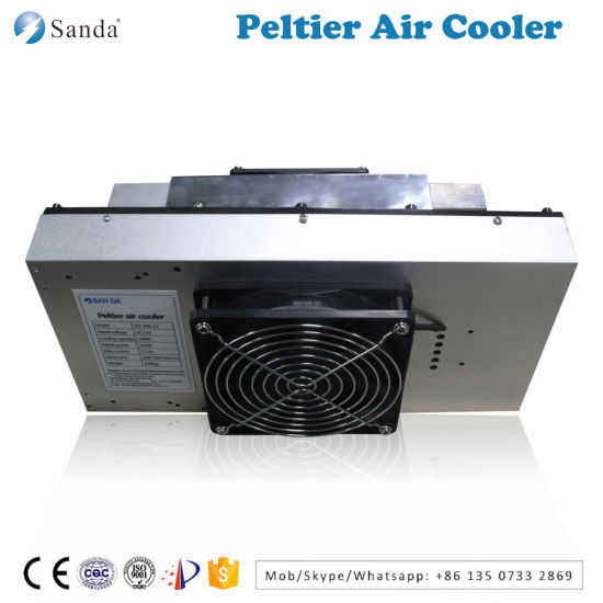 New Technology 48V 10A Mini Portable Peltier Air Cooler pictures & photos