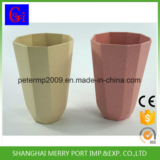 100% Natural BPA Free 350ml Rice Hull Coffee Mug, Drinking Cups, Water Cups pictures & photos