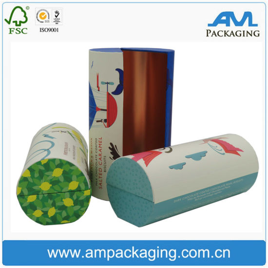China round tube food grade biscuits packaging magnetic gift box round tube food grade biscuits packaging magnetic gift box negle Image collections