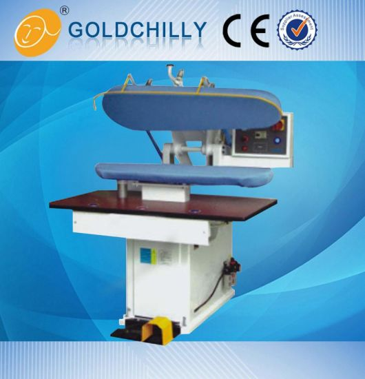 Laundry Equipments Steam Ironing Pressing Machine