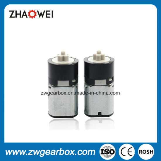 Low Noise Reduction Planetary Gearbox for Eyebrow Pencil pictures & photos