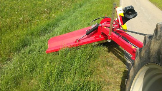 Tractor Front Mounted Lawn Flail Mower